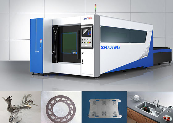 China High efficiency Metal Fiber Laser Cutting Machine with low price For processing of aluminum alloy distributor