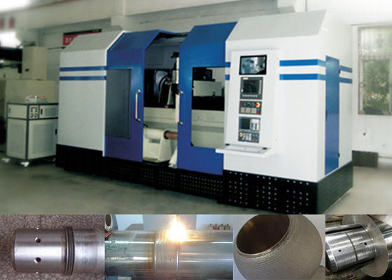 China Laser Hardening Machine With Germany 4000W Optical Fiber Coupled Diode Laser Source distributor