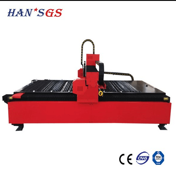 Water Cooling Metal Fiber Laser Cutting Machines with CE / ISO Certificate